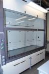 Вытяжной шкаф шириной 2400 мм